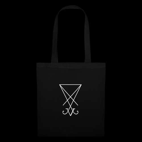 LVCIFER BLACK - Tote Bag