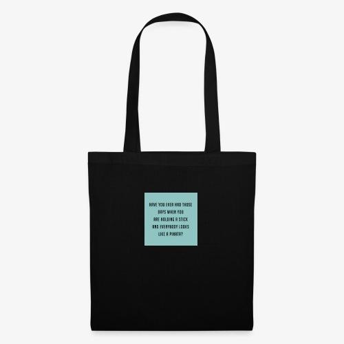 Piñata Slogan T-Shirt - Tote Bag