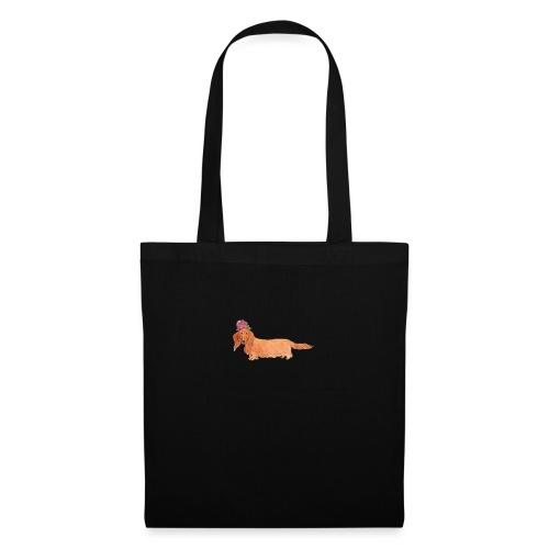 dachshund with flower - Mulepose