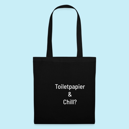 toiletpapier - Sac en tissu