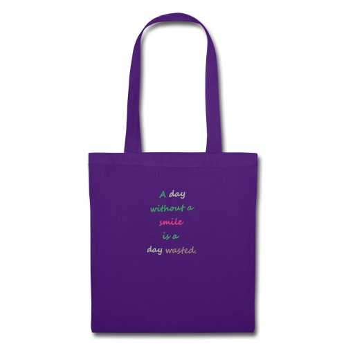 Say in English with effect - Tote Bag