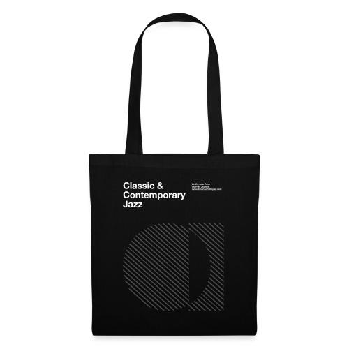 Bauhaus Jazz - Bolsa de tela
