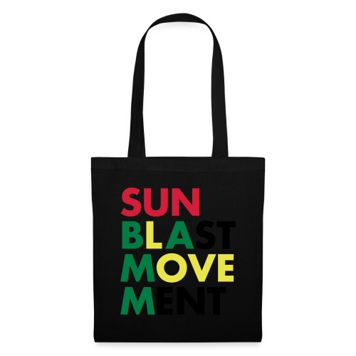 Sunblast Movement Love - Stoffbeutel
