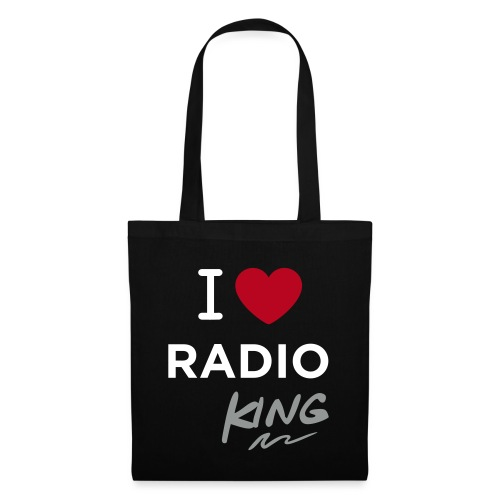 logo-ilove-RK - Tote Bag