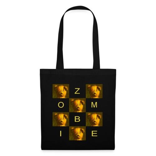 Zombie Teddy Bear Design - Tote Bag