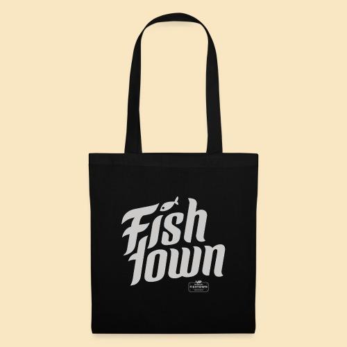 Fishtown Swoosh gray - Stoffbeutel