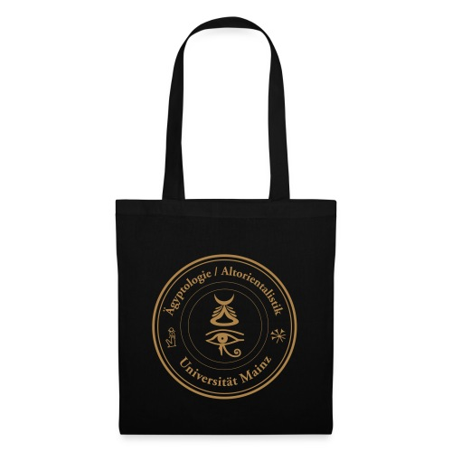 Logo Ägyptologie Altorientalistik - Stoffbeutel
