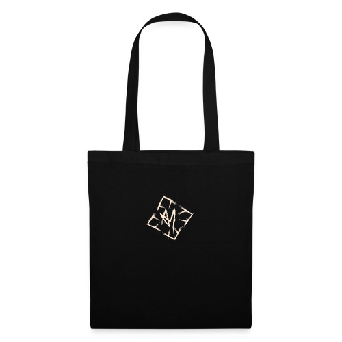 Across Yourself - Logo white transparent - Tote Bag