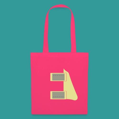 Humbucker Pickups and Pickguard - Tote Bag