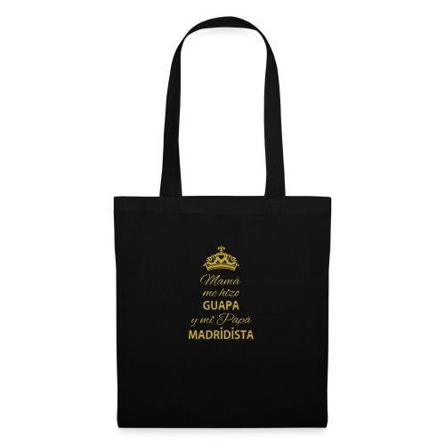 Guapa Madridista - Borsa di stoffa