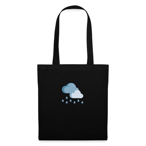 lluvia - Bolsa de tela