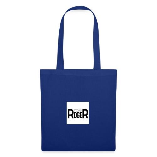 -Miss RogeR- bags/sacs - grey design - Tote Bag