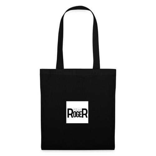 -Miss RogeR- bags/sacs - grey design - Sac en tissu