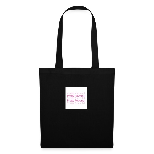 Pretty Powerful faded - Tote Bag