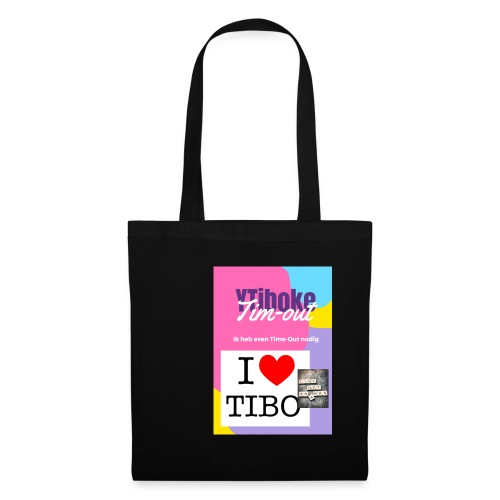 Time-Out - Tote Bag