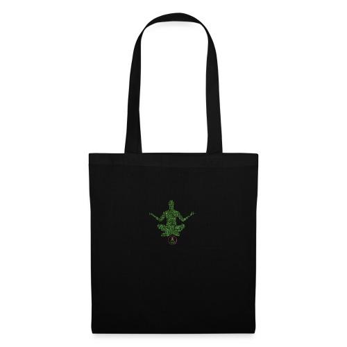 Meditation Good Vibes Green - Tote Bag