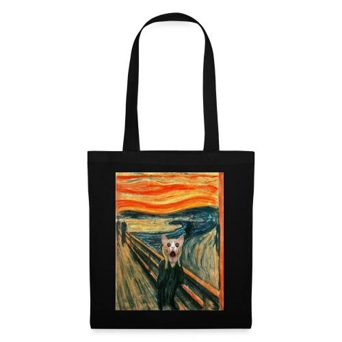 cat scream - Tote Bag