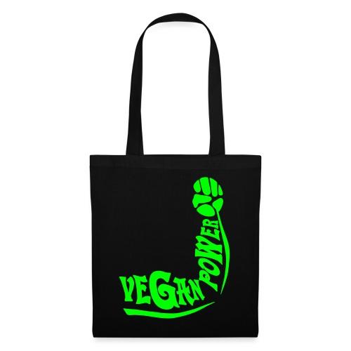 Vegan Power - Stoffbeutel