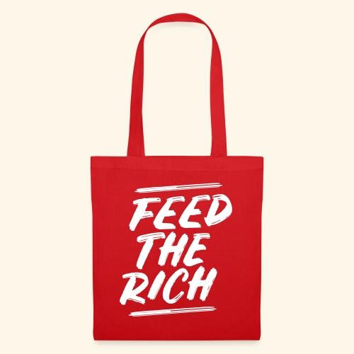 Feed the rich - Tas van stof