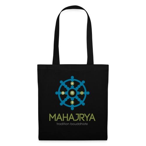 Mahajrya Logo FR - Sac en tissu