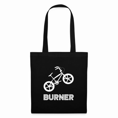 BMX Burner Bike Bicycle Retro Vintage 80's - Tote Bag