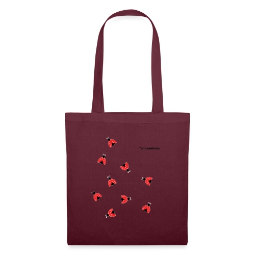 ladybird 2 design tc - Tote Bag