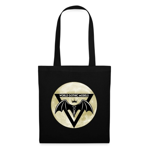 Single WGM Logo Moon Design - Tote Bag