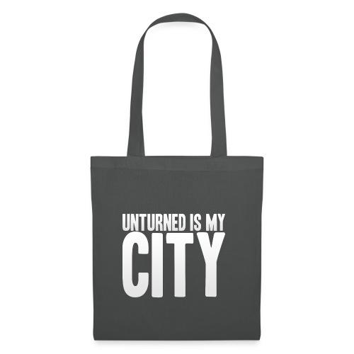 Unturned is my city - Tote Bag