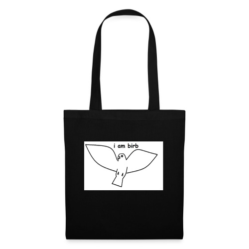 i am birb - Tote Bag