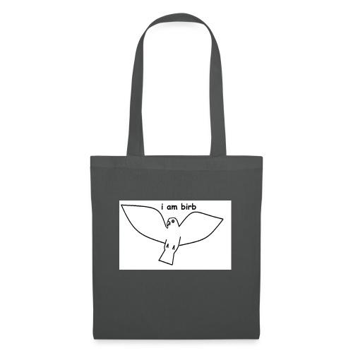 i am birb - Tote Bag
