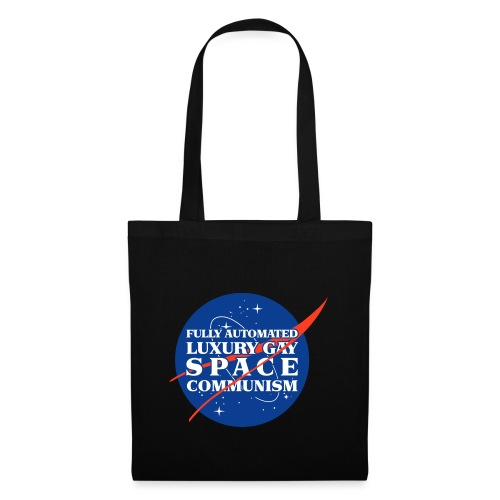 Fully Automated Luxury Gay Space Communism - Tote Bag