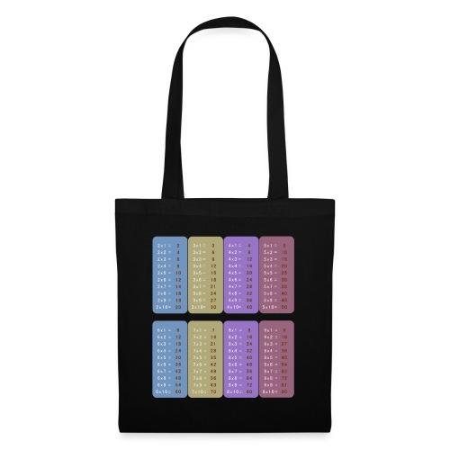 Table de multiplication - Tote Bag