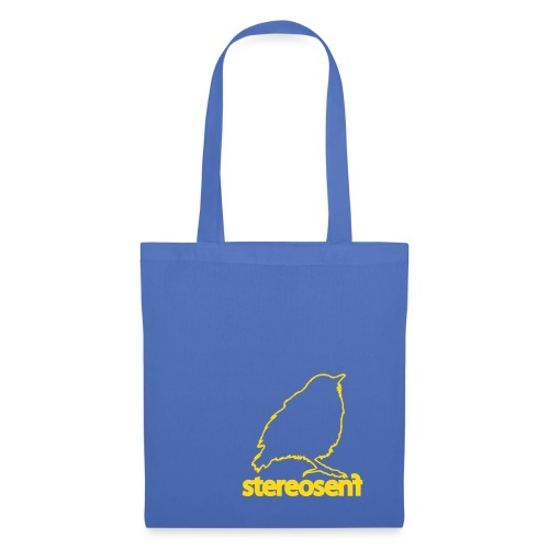 stereosenflogo 1 rework strokemeise - Stoffbeutel