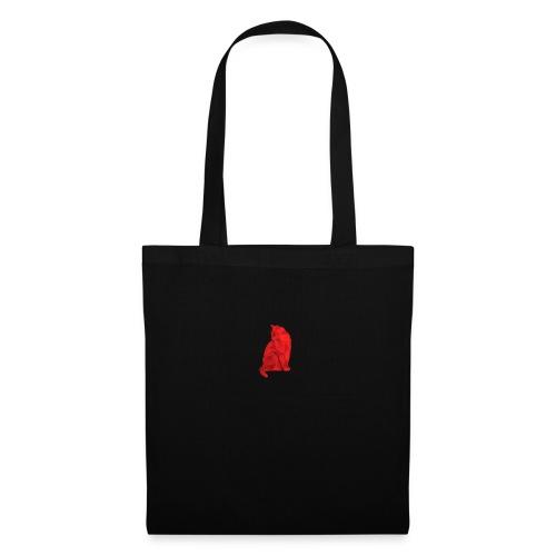 Red Cat - Stoffbeutel