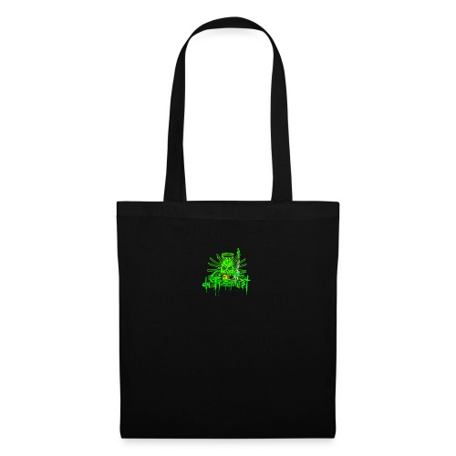 GFSkullOnlyColorShirt - Tote Bag