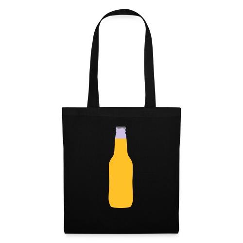 Bierflasche - Stoffbeutel