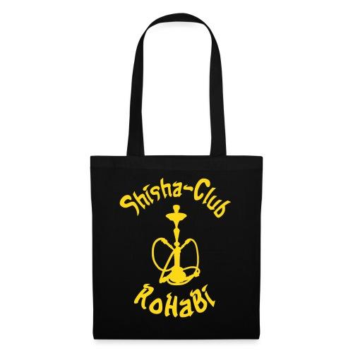 SC RoHaBi Logo Schwarz - Stoffbeutel