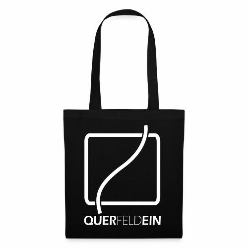 Querfeldein Logo Version - Stoffbeutel