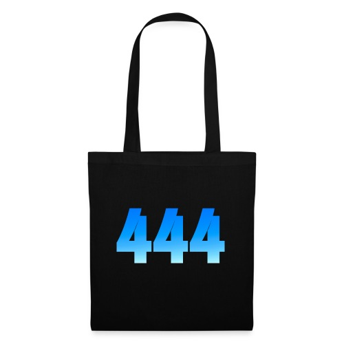 444 annonce que des Anges vous entourent. - Sac en tissu