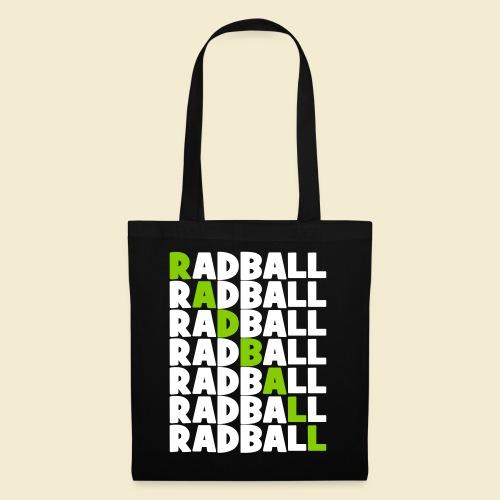 Radball   Diagonal - Stoffbeutel
