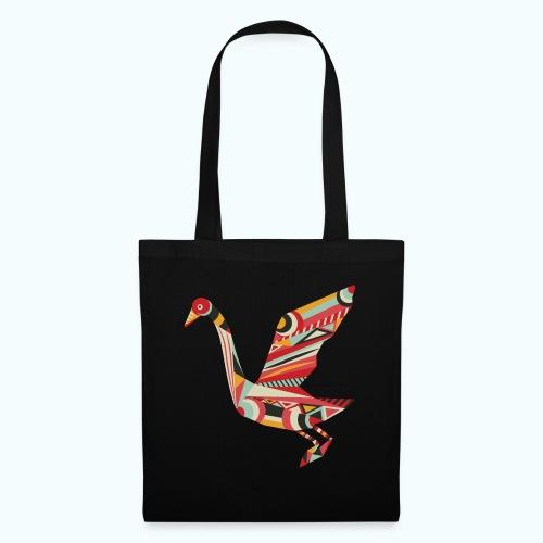 Origami bird Japanese - Tote Bag