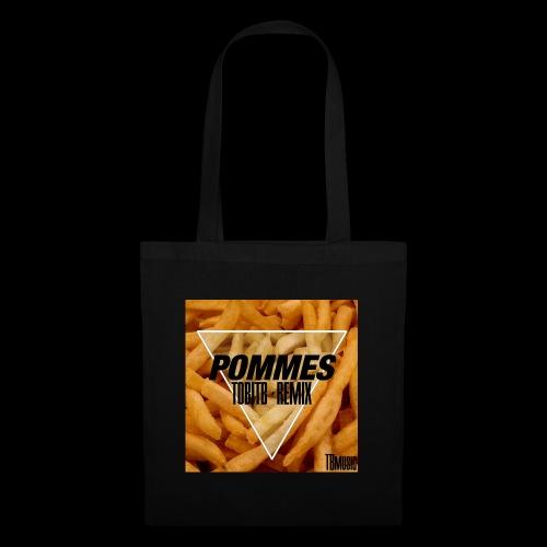 Pommes TobiTB Remix Cover - Stoffbeutel