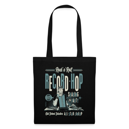 Record Hop - Tote Bag