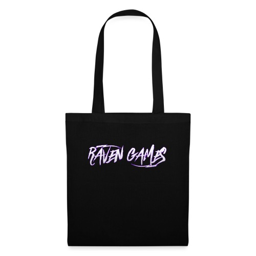 Raven Games Main Logo - Tote Bag