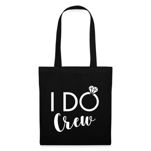 I do crew - Stoffbeutel