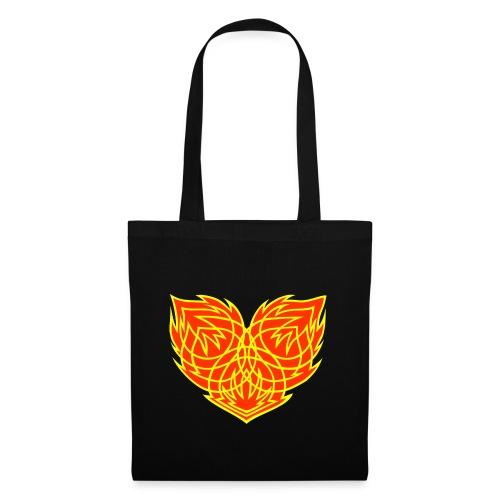 flames - Tote Bag