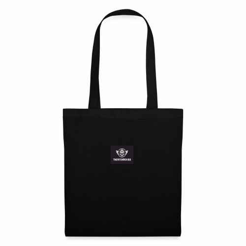 TheHitchHickies (In Black) - Tote Bag