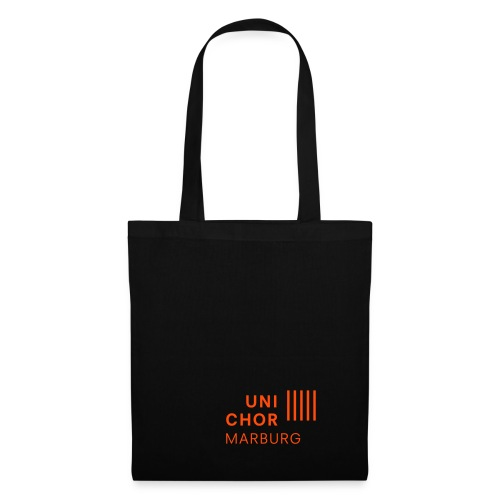 Unichor Marburg Logo groß - Stoffbeutel