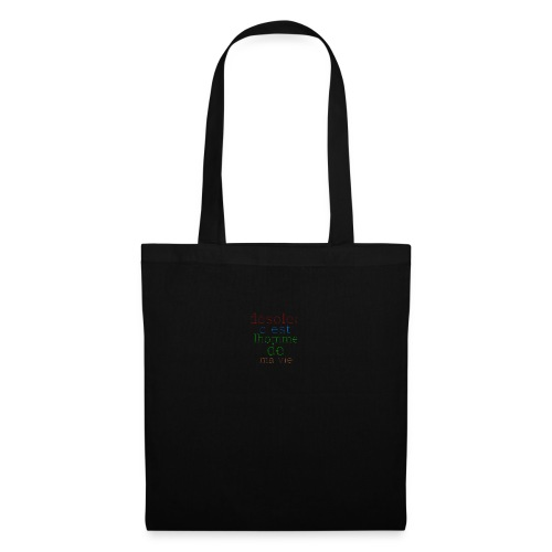 desolee - Tote Bag
