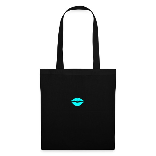 Blue kiss - Tote Bag